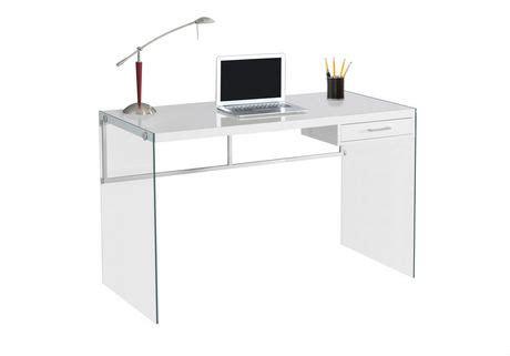 bureau d ordinateur walmart bureau d ordinateur monarch specialties walmart canada