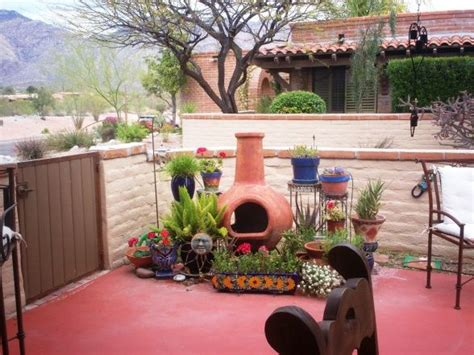 mexican patio decor best 25 mexican patio ideas on style decor patio and southwestern