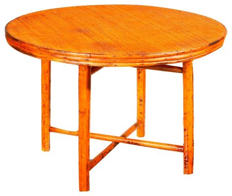 woven table tropical dining tables  kenian