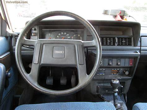 Volvo 240 Interior by Volvo 240 Dl Sedan