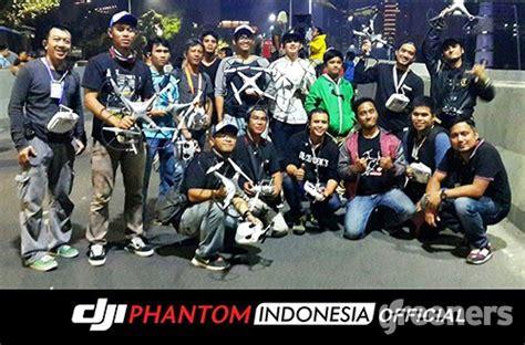 Dji Indonesia dji phantom indonesia gabungkan tiga hobi sekaligus