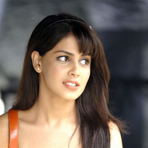 hindi film actress d souza genelia d souza biography indian actress model