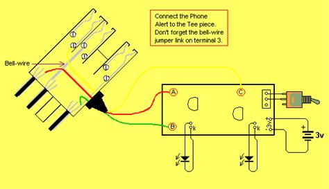 phone wiring basics telephone network interface wiring