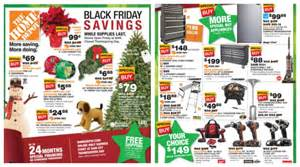 the home depot black friday ad is available best deal