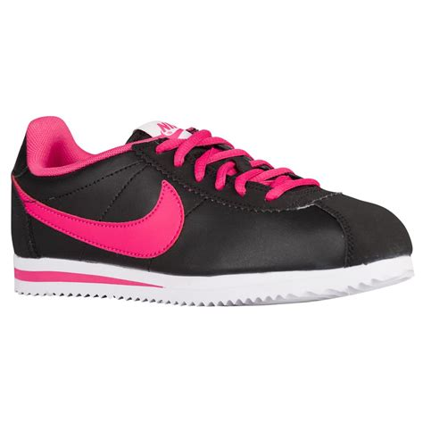 nike running shoes pink and white nike running shoes nike cortez black pink white