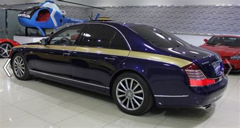 buy a maybach 57 s with zero autoevolution