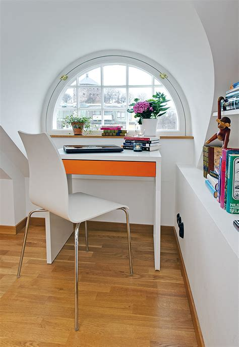 unique loft apartment  sweden idesignarch interior