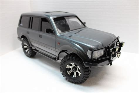 rc toyota rc toyota land cruiser 80 exclusive scale offroad 1 10