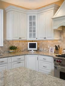 corner kitchen cabinet houzz