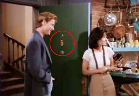 friends apartment number check these hilarious continuity errors that you never