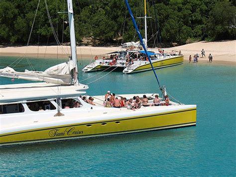 catamaran cruise in barbados tiami cruise baywater tours