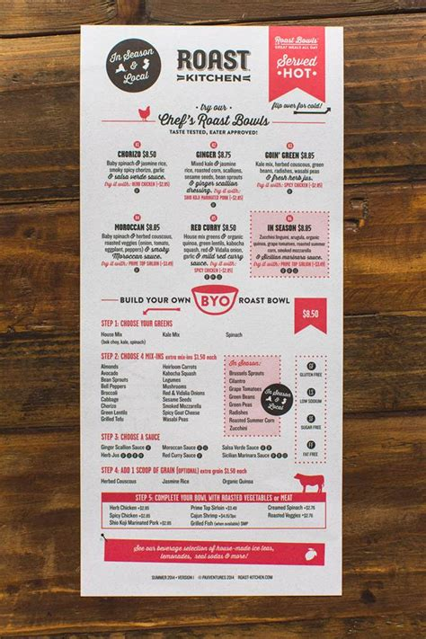 effective menu design and layout for restaurants 10 menu design hacks restaurants use to make you order