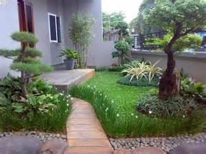 Galerry desain taman minimalis dan gazebo
