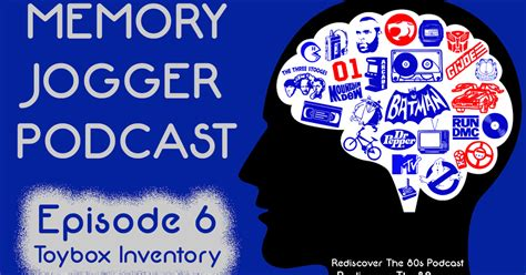 Divashop Podcast Episode 3 2 by Memory Jogger Podcast Episode 6 Toybox Inventory