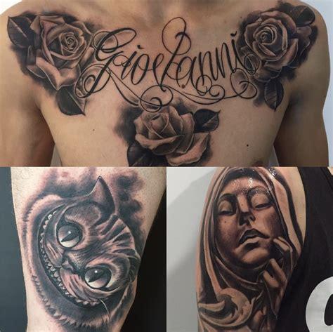 int tattoo instagram andrea fanuzzi international tattoo fest napoli