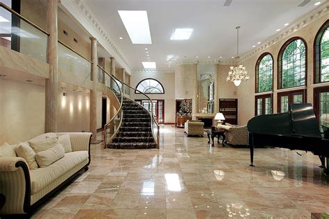 floor and home decor modern concept marble floors living room about