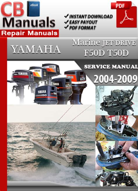yamaha jet drive fd td fd td   service