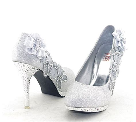 Closed Toe Wedding Shoes by Silver Closed Toe Wedding Shoes Www Pixshark