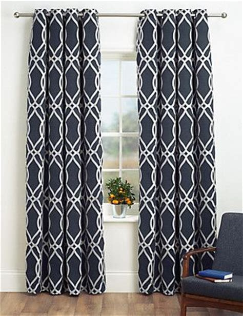 navy geometric curtains best 25 navy curtains bedroom ideas on pinterest