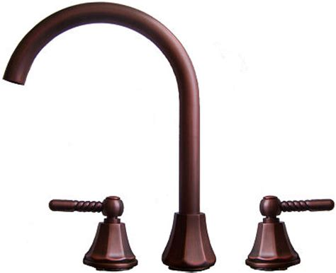Copper Kitchen Sink Faucets by Burnished Copper Kitchen Sink Faucet
