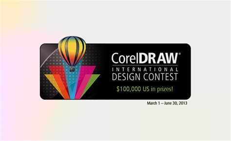 coreldraw international design contest coreldraw international design competition 2013 contest