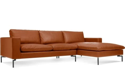 new leather couch new standard leather couch with chaise sofa photos 68