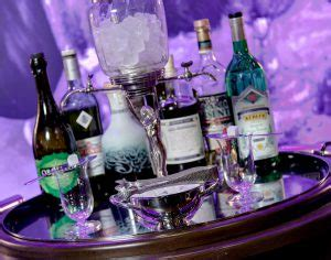 Marilyn Does Vegas Absinthe by Libations On Wheels In Las Vegas Sunseeker