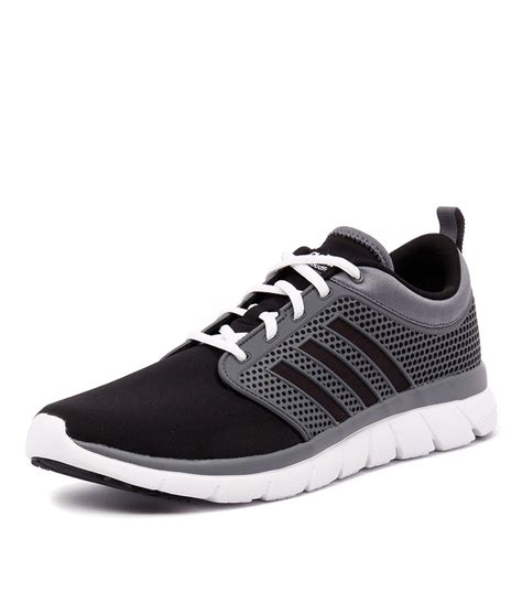 Adidas Neo For 5 shoes outlet mens cloudfoam groove lead black white adidas neo mens shoes zero profit