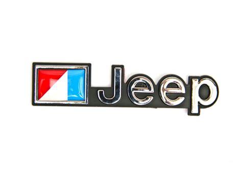 Jeep Emblems 01 Jeep Emblem Jeep Wrangler Grand