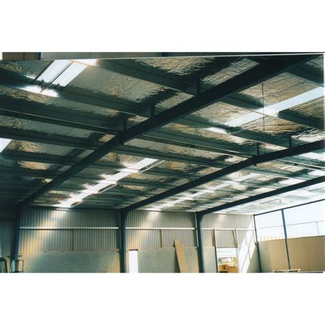 Warehouse Ceiling Foil by Thermakraft Roof Foil 731 Standard 1350mmx56 0m 75m 178