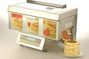 Toaster Conveyor Belt Chefstack Automatic Pancake Machine Uncrate