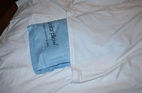 Polar Pillow by Polar Pillow Polar Pillowcase With Turbo Cooling Pack