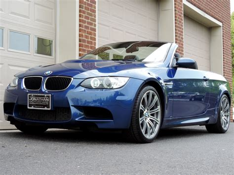 bmw dealers nj 2011 bmw m3 convertible stock 584240 for sale near