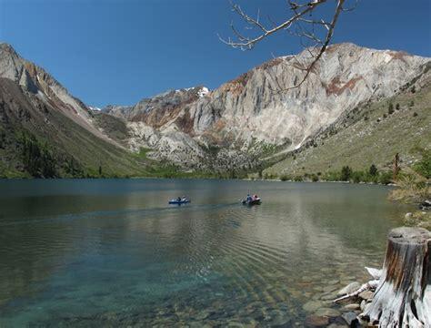 convict lake boat rental convict lake hike mammoth weekend sherpa