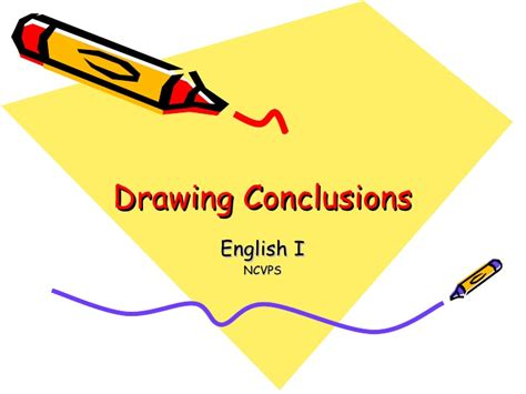 how to doodle in powerpoint drawing conclusions powerpoint