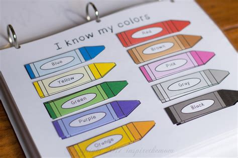 printable learning folder   early years inspire