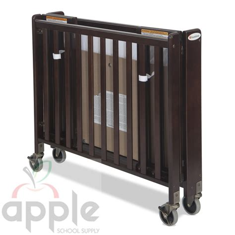 Foundations Hideaway Folding Crib by Foundations Hideaway Cribs Free Shipping Bulk Discounts