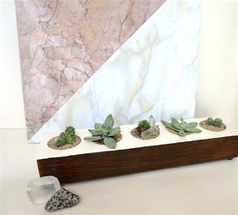diy succulent projects refresh your space with a diy plant stand or planter