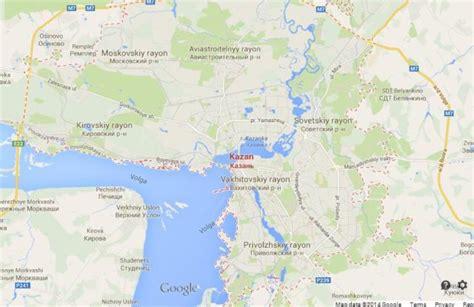 maps kazan russia kazan city in russia world easy guides