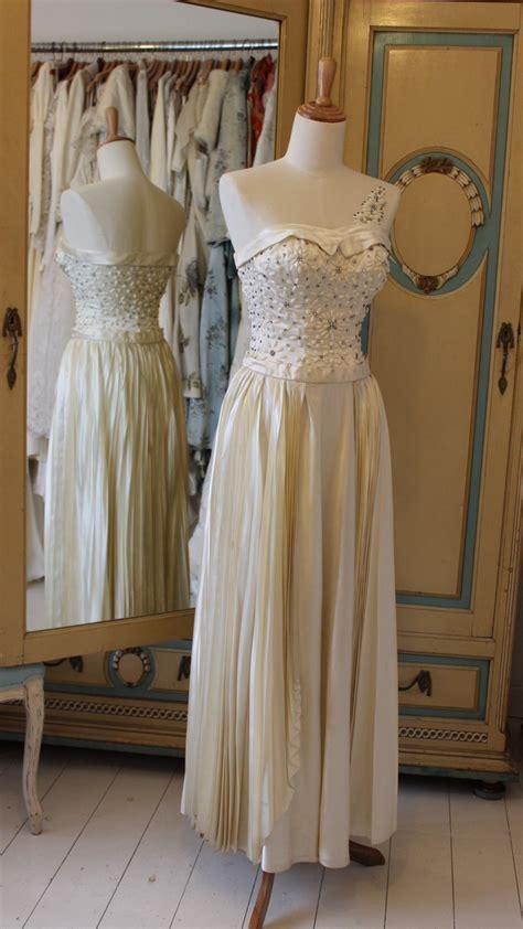 Wedding Dresses Vintage 40 S by 1940s Wedding Dresses Abigail S Vintage Bridal