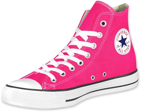 pink converse shoes converse all hi shoes pink