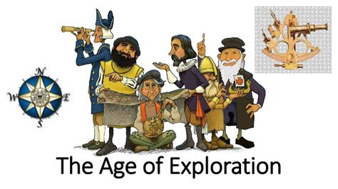 the age of the the age of exploration