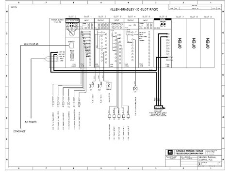 plc wiring diagram symbol power sentry ps1400 wiring