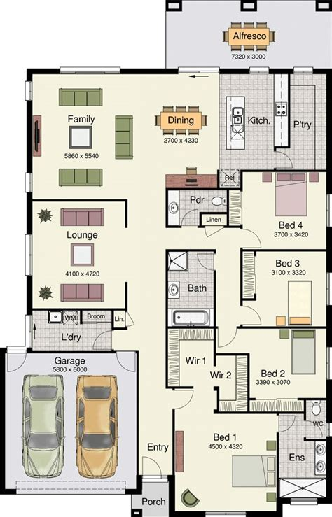best 25 simple floor plans ideas on