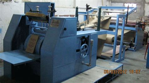 Paper Bag Machine - manual paper cup machine paper carry bag
