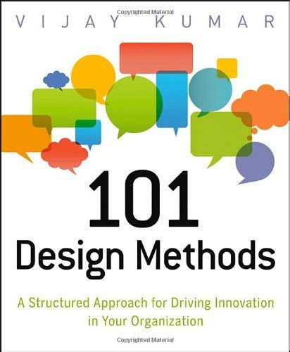 design for manufacturing a structured approach free download download 101 design methods a structured approach for