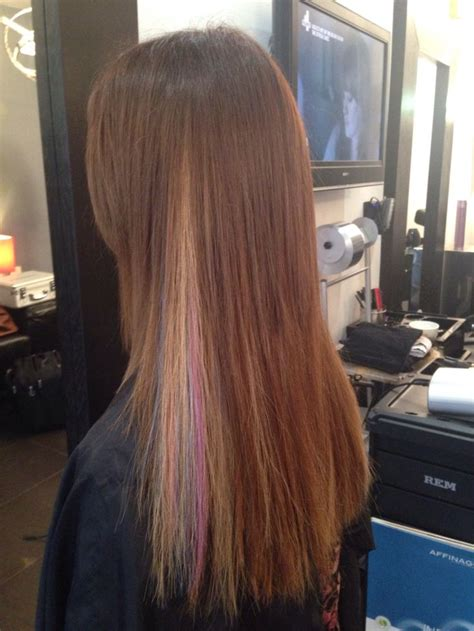 great lengths hair extensions dallas great lengths hair extensions with pastel blue lilac