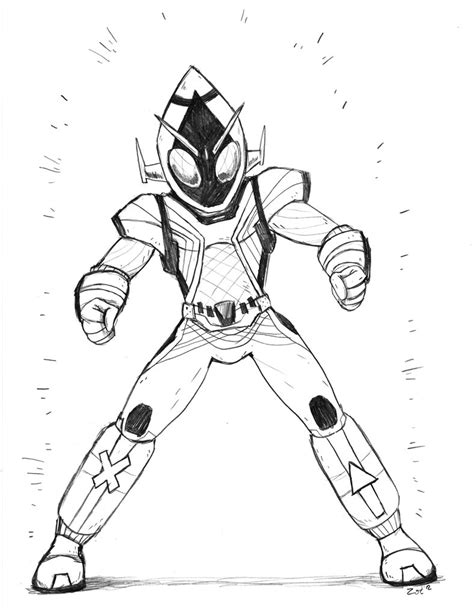 Kamen Rider Coloring Pages kamen rider free coloring pages