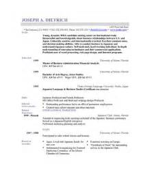 resume maker exle template resume maker free