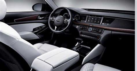 Best Interior by 2018 Kia Cadenza Hybrid News Specs Price Release Date